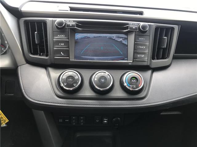 2016 Toyota RAV4  (Stk: 1909311) in Cambridge - Image 12 of 15