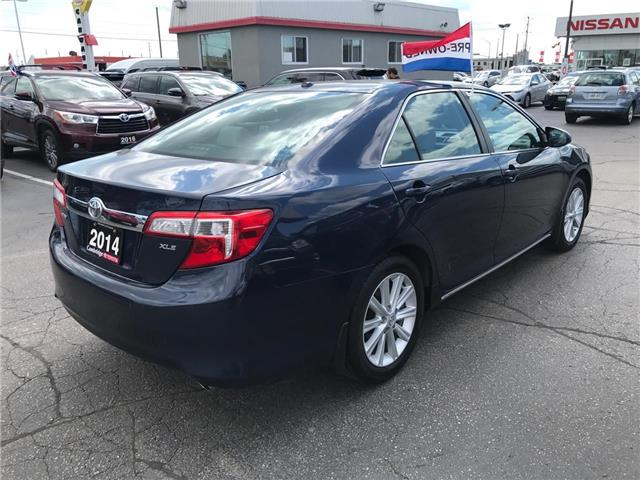 2014 Toyota Camry  (Stk: 1903861) in Cambridge - Image 5 of 15