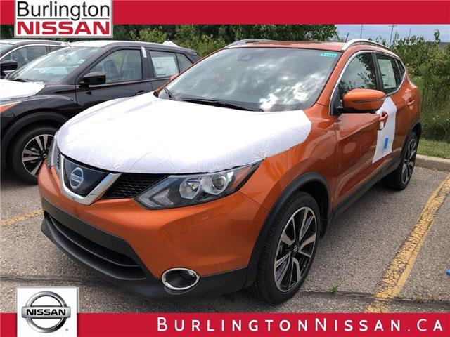 2019 Nissan Qashqai SL (Stk: Y9407) in Burlington - Image 1 of 5