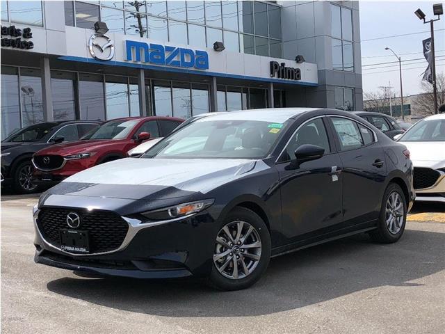 2019 Mazda Mazda3  (Stk: 19-254) in Woodbridge - Image 1 of 15