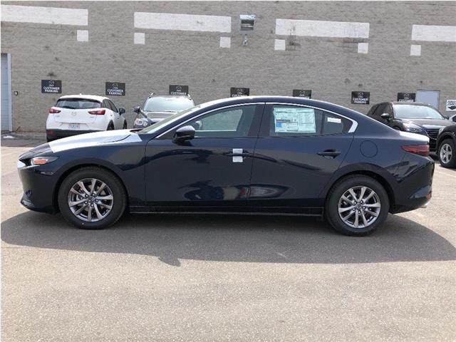 2019 Mazda Mazda3  (Stk: 19-254) in Woodbridge - Image 2 of 15