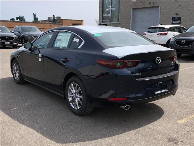 2019 Mazda Mazda3  (Stk: 19-254) in Woodbridge - Image 3 of 15