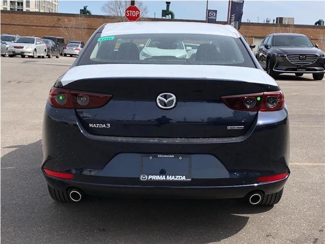 2019 Mazda Mazda3  (Stk: 19-254) in Woodbridge - Image 4 of 15