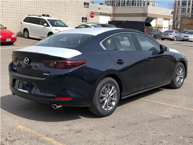 2019 Mazda Mazda3  (Stk: 19-254) in Woodbridge - Image 5 of 15