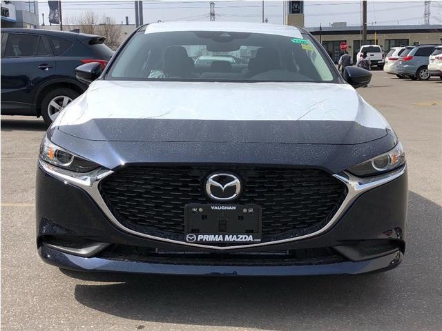 2019 Mazda Mazda3  (Stk: 19-254) in Woodbridge - Image 8 of 15