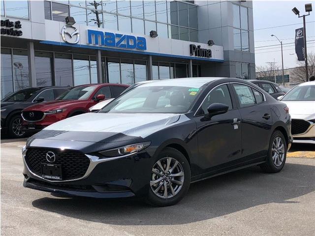 2019 Mazda Mazda3  (Stk: 19-254) in Woodbridge - Image 9 of 15