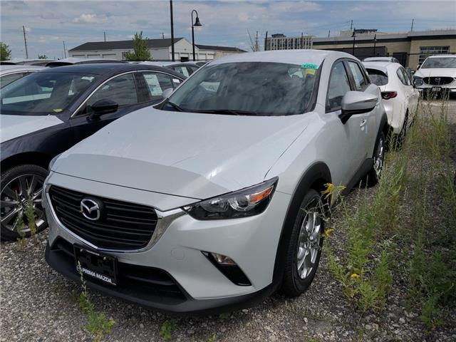 2019 Mazda CX-3 GS (Stk: 19-469) in Woodbridge - Image 1 of 5