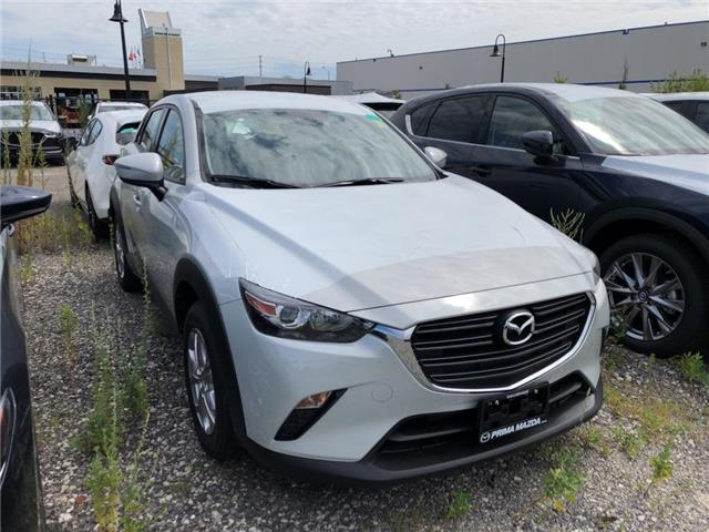 2019 Mazda CX-3 GS (Stk: 19-469) in Woodbridge - Image 3 of 5