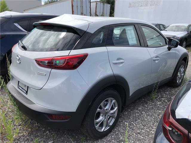 2019 Mazda CX-3 GS (Stk: 19-469) in Woodbridge - Image 4 of 5