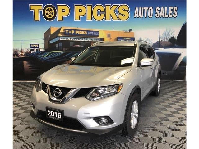 2016 Nissan Rogue SV (Stk: 819019) in NORTH BAY - Image 1 of 27