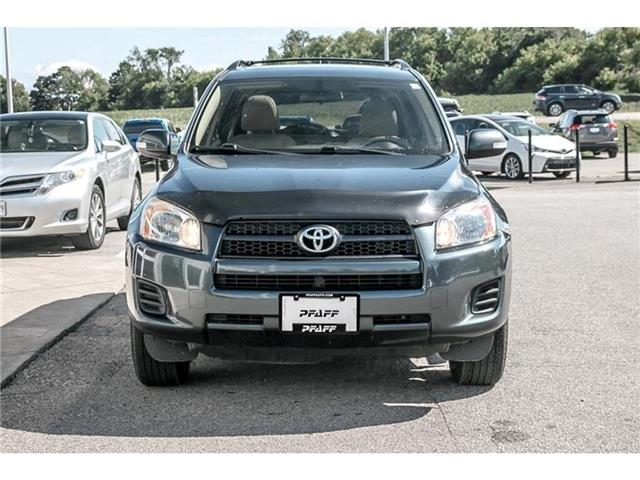 2011 Toyota RAV4 4WD Base 4A (Stk: HU4638A) in Orangeville - Image 2 of 20