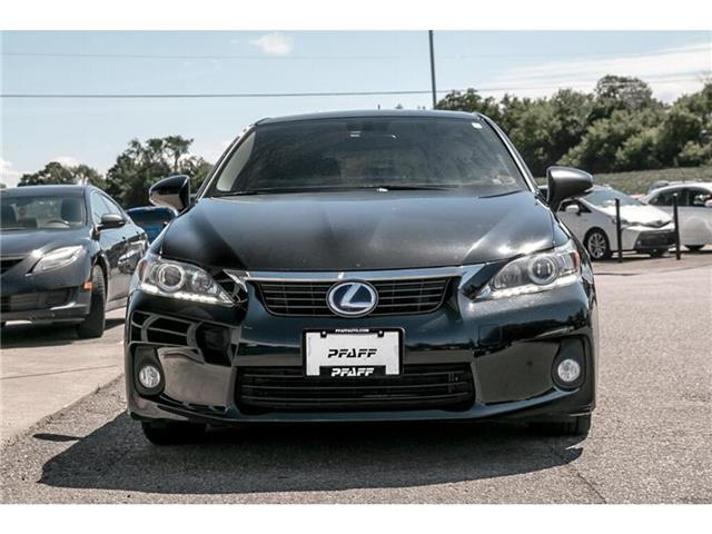 2013 Lexus CT 200h CVT (Stk: HU4678) in Orangeville - Image 2 of 18