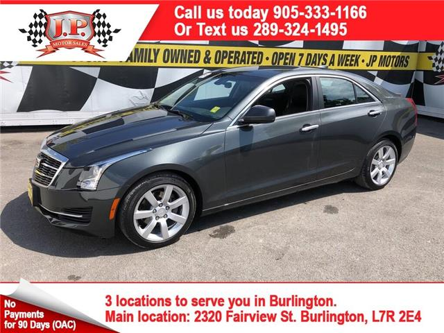 2015 Cadillac ATS 2.5L (Stk: 47643) in Burlington - Image 1 of 24