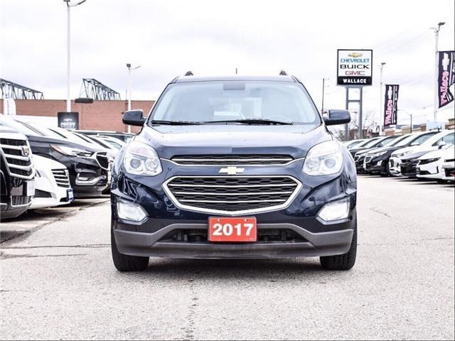 2017 Chevrolet Equinox 1LT/AWD/HTD SEATS/REMTE STRT/CONFDNCE PKG/1OWNR (Stk: PR5064) in Milton - Image 2 of 26