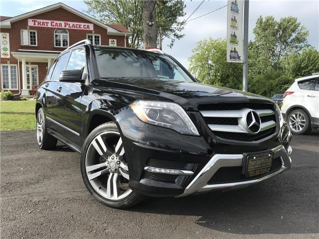 2013 Mercedes-Benz Glk-Class Base (Stk: 5335) in London - Image 1 of 24