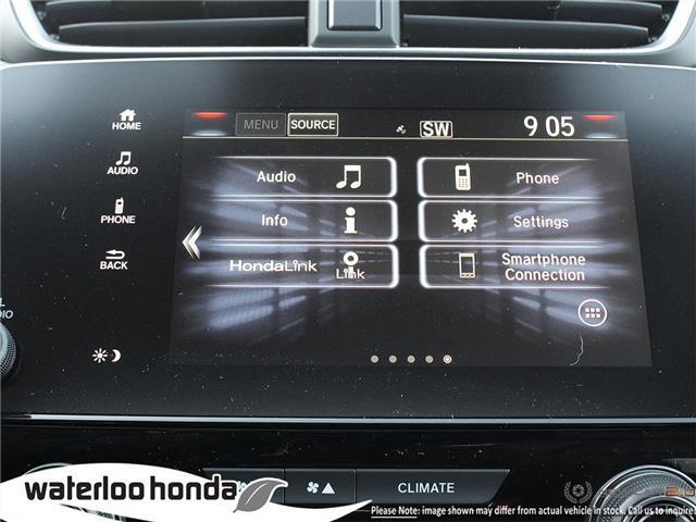 2019 Honda CR-V EX-L (Stk: H5955) in Waterloo - Image 18 of 23