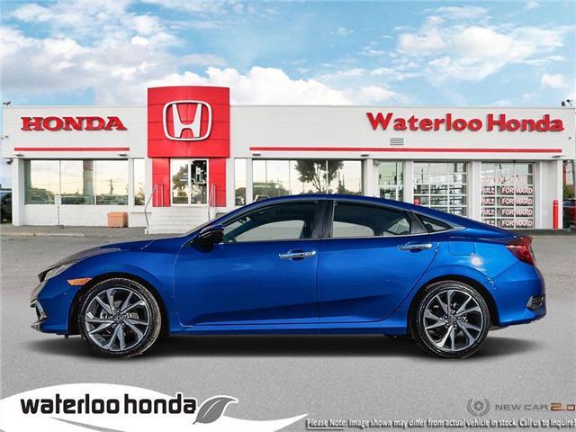 2019 Honda Civic Touring (Stk: H5837) in Waterloo - Image 3 of 23