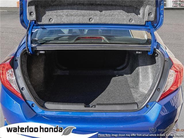 2019 Honda Civic Touring (Stk: H5837) in Waterloo - Image 7 of 23