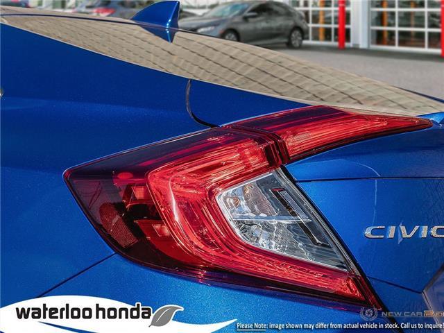 2019 Honda Civic Touring (Stk: H5837) in Waterloo - Image 11 of 23