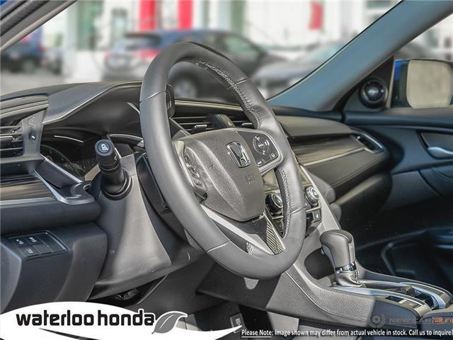 2019 Honda Civic Touring (Stk: H5837) in Waterloo - Image 12 of 23
