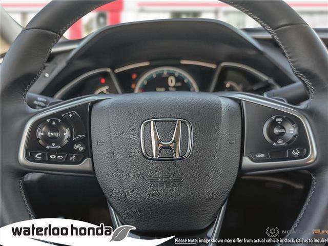 2019 Honda Civic Touring (Stk: H5837) in Waterloo - Image 13 of 23