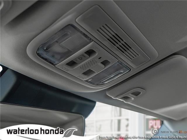 2019 Honda Civic Touring (Stk: H5837) in Waterloo - Image 19 of 23