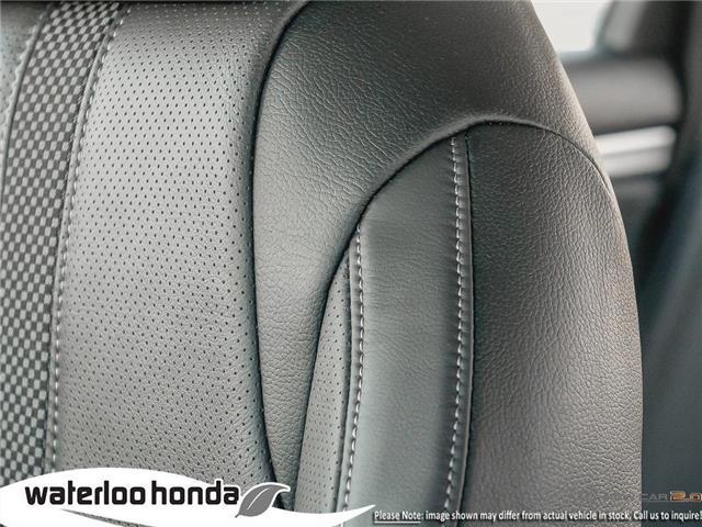 2019 Honda Civic Touring (Stk: H5837) in Waterloo - Image 20 of 23
