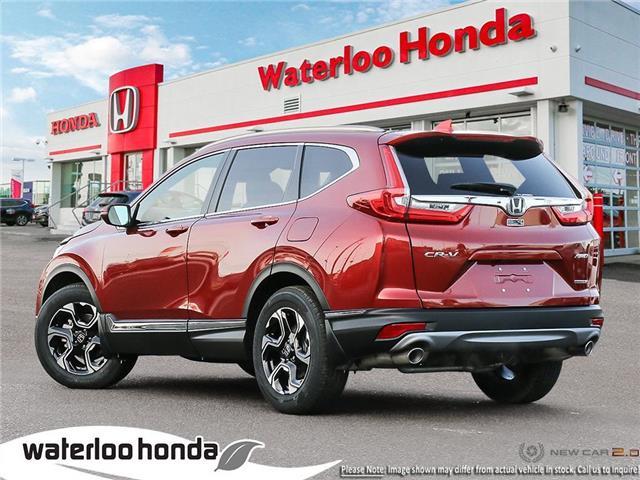 2019 Honda CR-V Touring (Stk: H5911) in Waterloo - Image 4 of 23