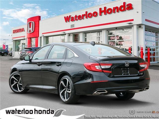 2019 Honda Accord Sport 1.5T (Stk: H5901) in Waterloo - Image 4 of 23