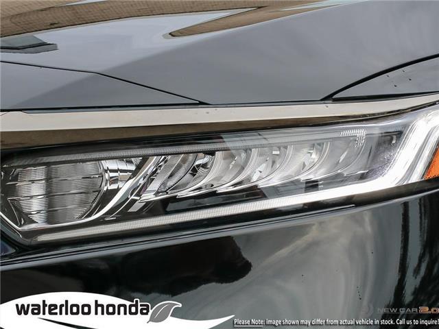 2019 Honda Accord Sport 1.5T (Stk: H5901) in Waterloo - Image 10 of 23
