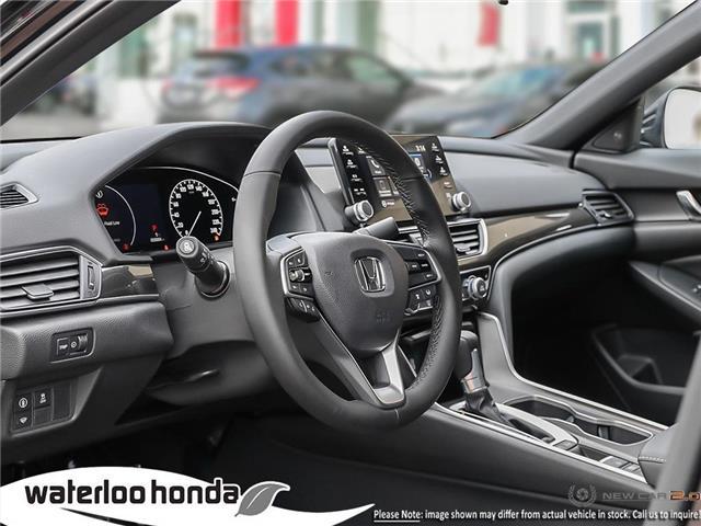 2019 Honda Accord Sport 1.5T (Stk: H5901) in Waterloo - Image 12 of 23