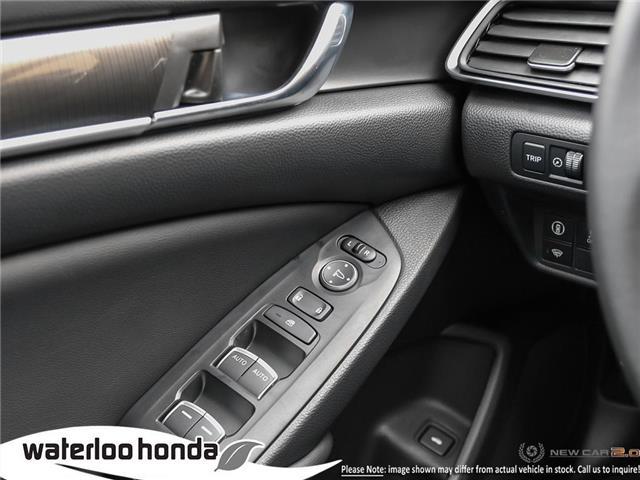 2019 Honda Accord Sport 1.5T (Stk: H5901) in Waterloo - Image 16 of 23