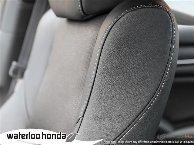 2019 Honda Accord Sport 1.5T (Stk: H5901) in Waterloo - Image 20 of 23
