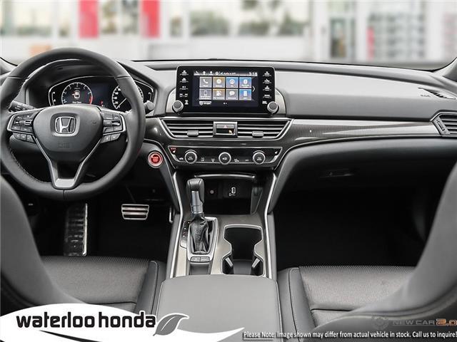 2019 Honda Accord Sport 1.5T (Stk: H5901) in Waterloo - Image 22 of 23
