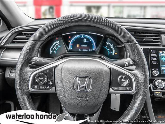 2019 Honda Civic LX (Stk: H5951) in Waterloo - Image 13 of 23
