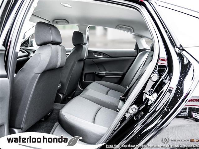 2019 Honda Civic LX (Stk: H5951) in Waterloo - Image 21 of 23