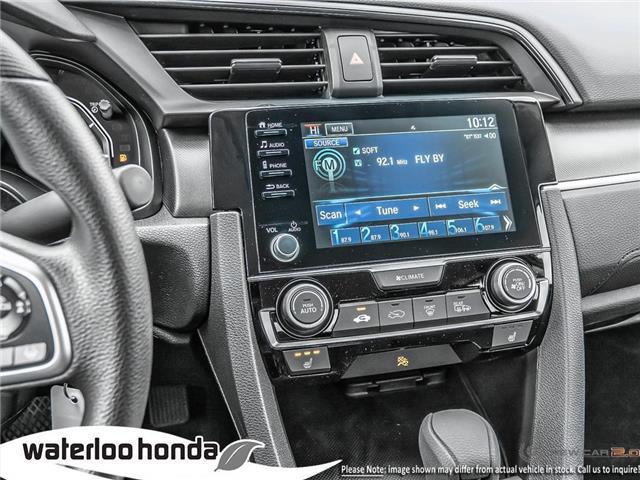 2019 Honda Civic LX (Stk: H5951) in Waterloo - Image 23 of 23