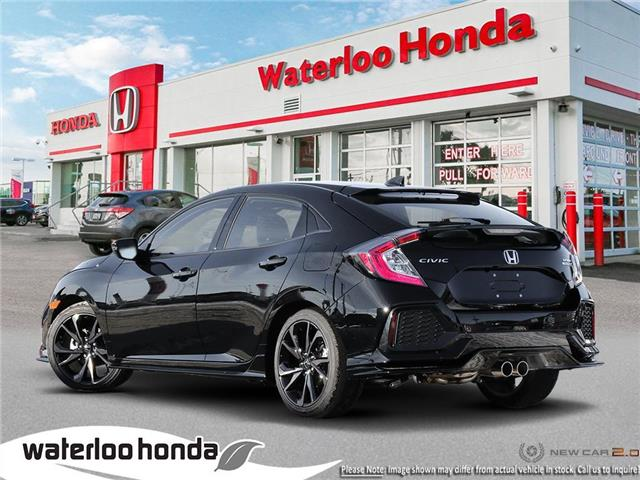 2019 Honda Civic Sport Touring (Stk: H5907) in Waterloo - Image 4 of 23
