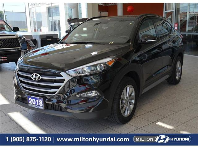 2018 Hyundai Tucson  (Stk: 833220A) in Milton - Image 1 of 38