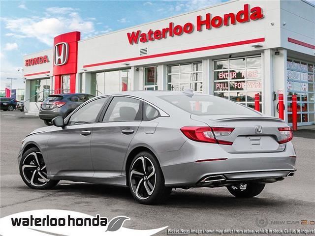 2019 Honda Accord Sport 1.5T (Stk: H5798) in Waterloo - Image 4 of 23