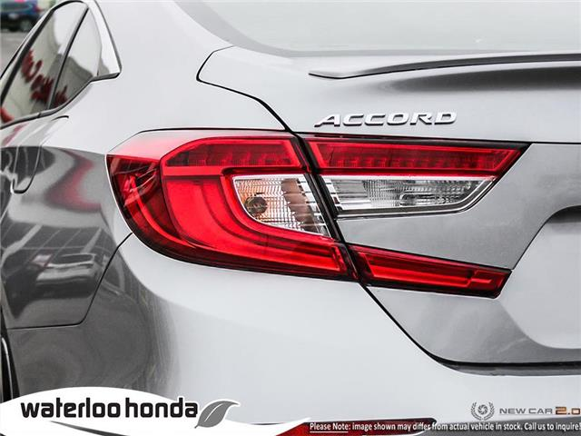 2019 Honda Accord Sport 1.5T (Stk: H5798) in Waterloo - Image 11 of 23