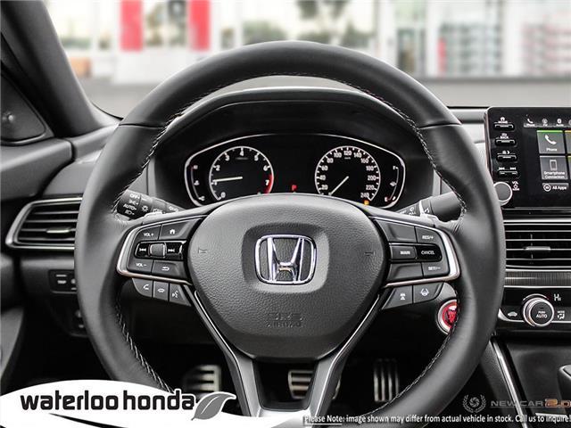2019 Honda Accord Sport 1.5T (Stk: H5798) in Waterloo - Image 13 of 23