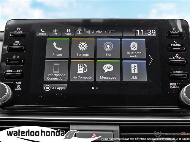 2019 Honda Accord Sport 1.5T (Stk: H5798) in Waterloo - Image 18 of 23
