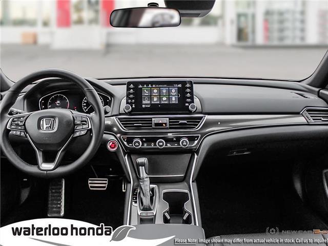 2019 Honda Accord Sport 1.5T (Stk: H5798) in Waterloo - Image 22 of 23
