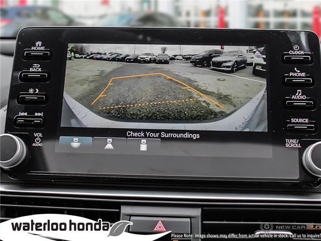2019 Honda Accord Sport 1.5T (Stk: H5798) in Waterloo - Image 23 of 23