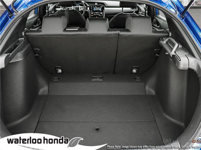 2019 Honda Civic LX (Stk: H5930) in Waterloo - Image 7 of 22