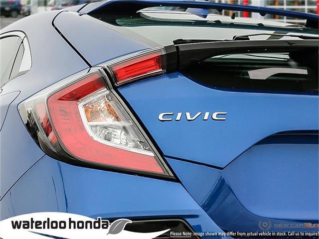 2019 Honda Civic LX (Stk: H5930) in Waterloo - Image 11 of 22