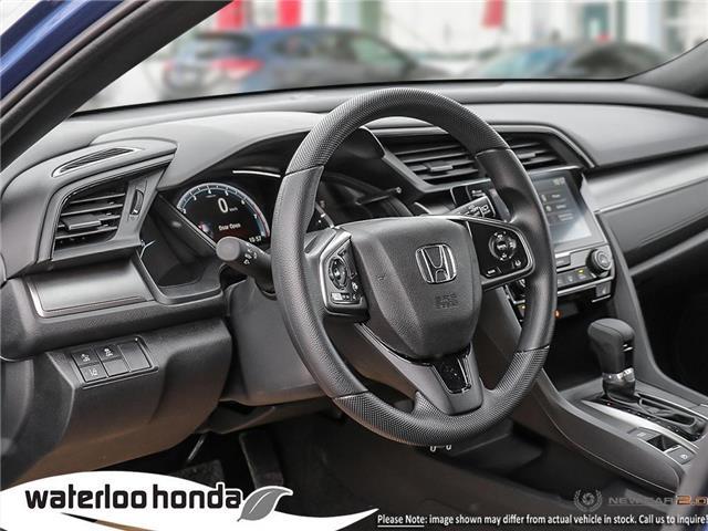 2019 Honda Civic LX (Stk: H5930) in Waterloo - Image 12 of 22