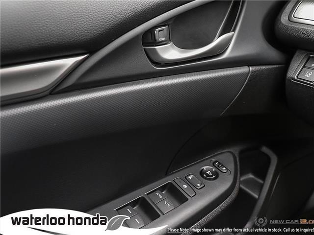 2019 Honda Civic LX (Stk: H5930) in Waterloo - Image 16 of 22