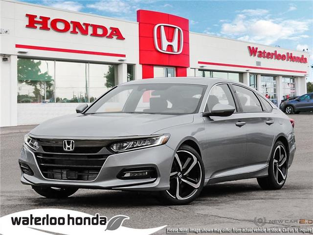 2019 Honda Accord Sport 1.5T (Stk: H5950) in Waterloo - Image 1 of 23